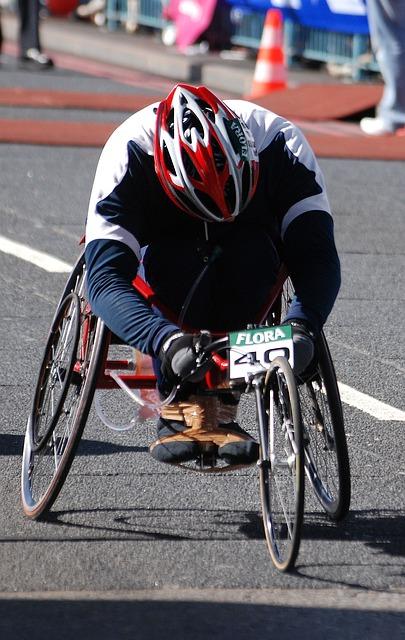 Behindertensport